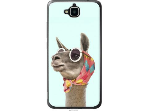 Чехол на Huawei Enjoy 5 Модная лама (4479u-475-22700)