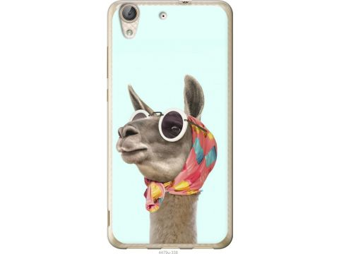 Чехол на Huawei Y6 II Модная лама (4479u-338-22700)