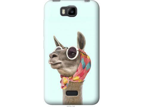 Чехол на Huawei Ascend Y5C Модная лама (4479u-146-22700)