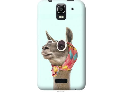 Чехол на Huawei Ascend Y3C Модная лама (4479u-296-22700)
