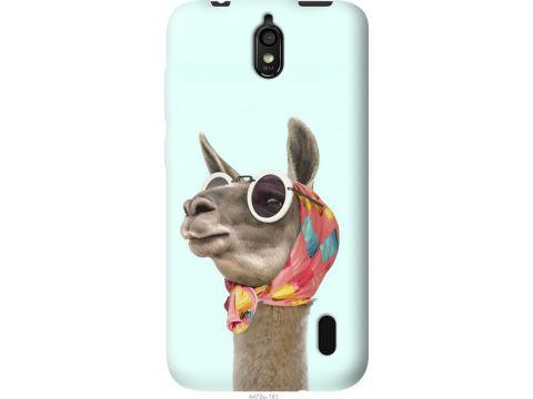 Чехол на Huawei Ascend Y625 Модная лама (4479u-161-22700)