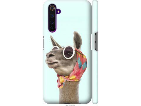 Чехол на Realme 6 Pro Модная лама (4479m-1893-22700)