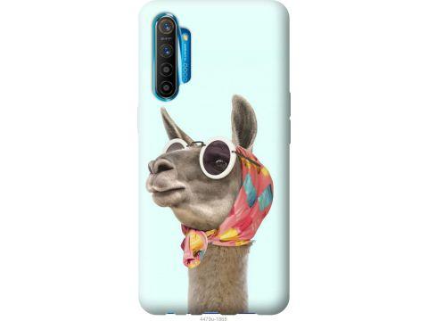 Чехол на Realme XT Модная лама (4479t-1868-22700)
