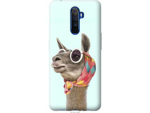 Чехол на Realme X2 Pro Модная лама (4479u-1866-22700)