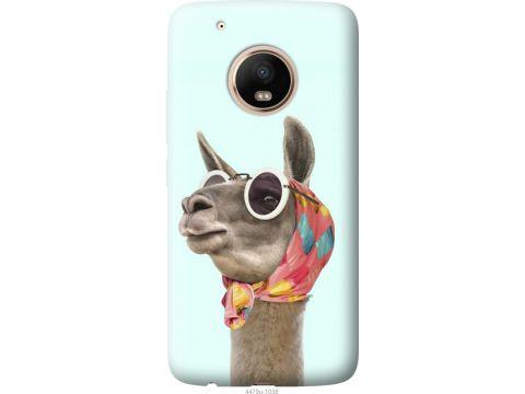 Чехол на Motorola Moto G5 PLUS Модная лама (4479t-1038-22700)