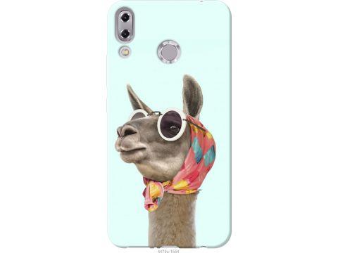 Чехол на Asus Zenfone 5 ZE620KL Модная лама (4479u-1554-22700)