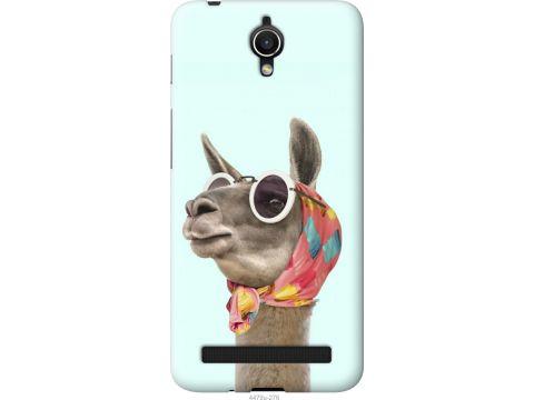 Чехол на Asus ZenFone Go ZC451TG Модная лама (4479u-276-22700)