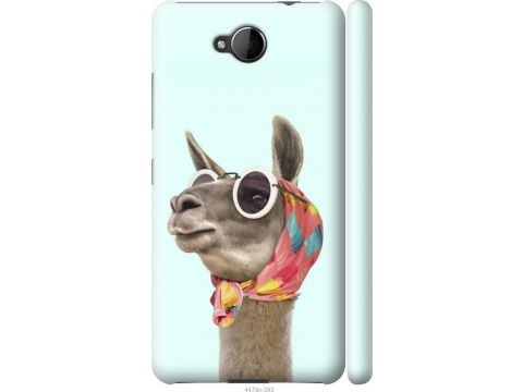 Чехол на Nokia Lumia 650 Модная лама (4479m-393-22700)