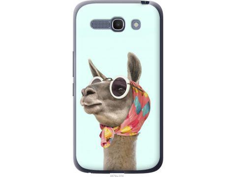Чехол на Alcatel One Touch POP C9 Модная лама (4479u-319-22700)