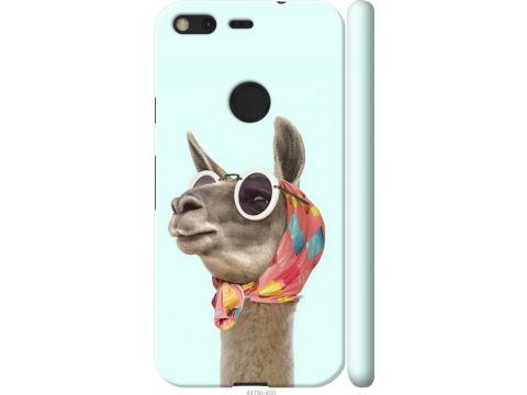 Чехол на Google Pixel Модная лама (4479m-400-22700)