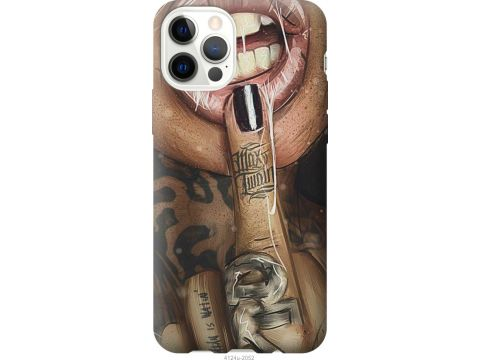 Чехол на iPhone 12 Swag-girl (4124u-2053-22700)