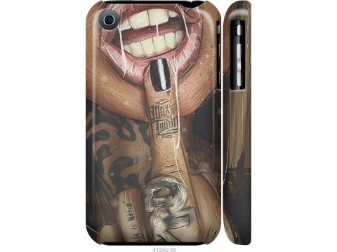 Чехол на iPhone 3Gs Swag-girl (4124m-34-22700)