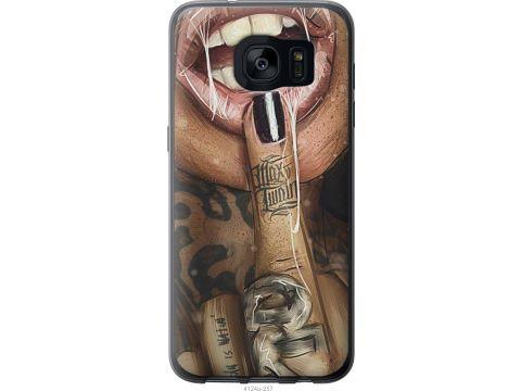 Чехол на Samsung Galaxy S7 Edge G935F Swag-girl (4124u-257-22700)