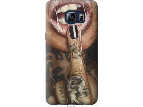 Чехол на Samsung Galaxy S6 Edge Plus G928 Swag-girl (4124u-189-22700)
