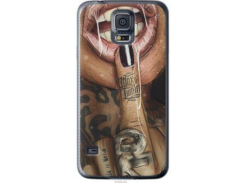 Чехол на Samsung Galaxy S5 g900h Swag-girl (4124u-24-22700)