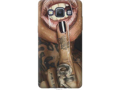 Чехол на Samsung Galaxy A5 A500H Swag-girl (4124u-73-22700)