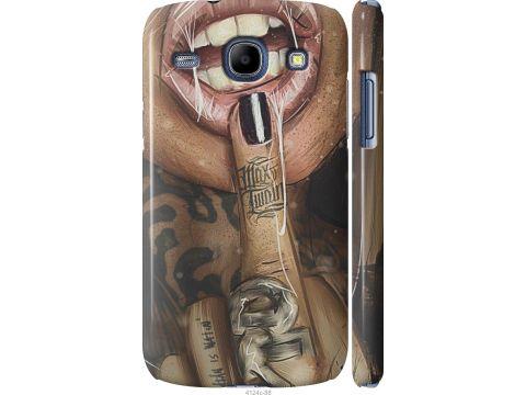 Чехол на Samsung Galaxy Core i8262 Swag-girl (4124m-88-22700)