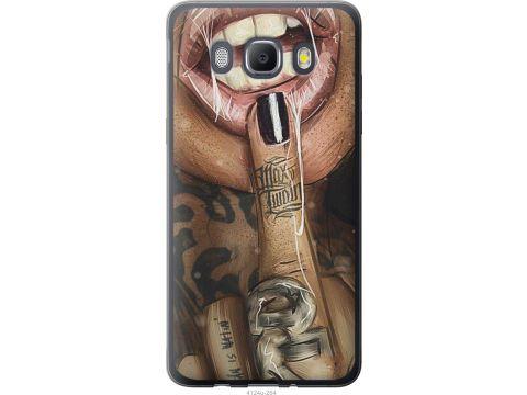 Чехол на Samsung Galaxy J5 (2016) J510H Swag-girl (4124t-264-22700)