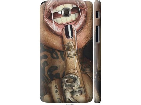 Чехол на LG G Pro Lite Dual D686 Swag-girl (4124m-440-22700)