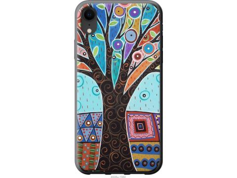 Чехол на iPhone XR Арт-дерево (4008t-1560-22700)