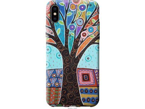 Чехол на iPhone XS Арт-дерево (4008t-1583-22700)