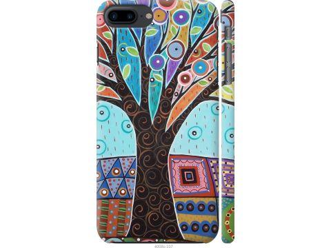 Чехол на iPhone 8 Plus Арт-дерево (4008c-1032-22700)