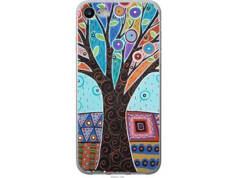 Чехол на iPhone SE 2020 Арт-дерево (4008u-2013-22700)