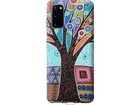 Чехол на Samsung Galaxy S20 Арт-дерево (4008t-1824-22700)