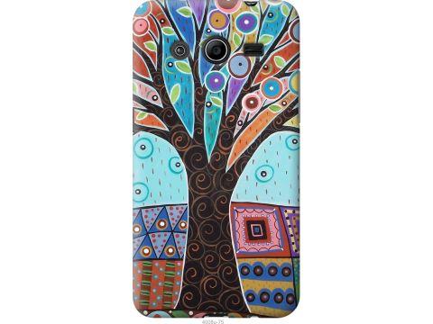 Чехол на Samsung Galaxy Core 2 G355 Арт-дерево (4008u-75-22700)