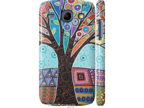 Чехол на Samsung Galaxy Core i8262 Арт-дерево (4008m-88-22700)