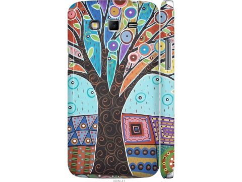 Чехол на Samsung Galaxy Grand 2 G7102 Арт-дерево (4008m-41-22700)