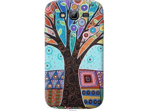Чехол на Samsung Galaxy Grand I9082 Арт-дерево (4008u-66-22700)