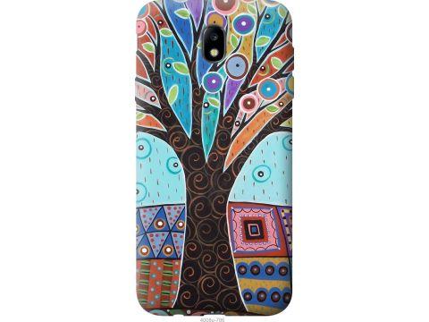 Чехол на Samsung Galaxy J7 J730 (2017) Арт-дерево (4008t-786-22700)