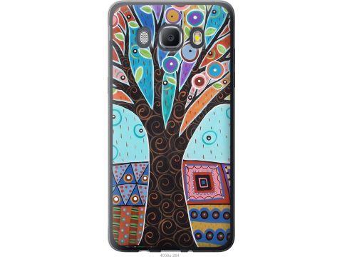 Чехол на Samsung Galaxy J5 (2016) J510H Арт-дерево (4008t-264-22700)