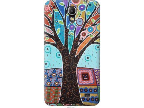 Чехол на Samsung Galaxy Mega 2 Duos G750 Арт-дерево (4008u-327-22700)