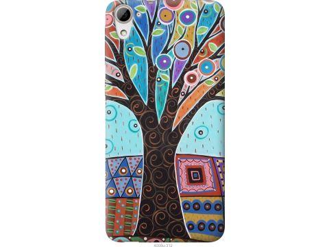 Чехол на HTC Desire 826 dual sim Арт-дерево (4008u-312-22700)