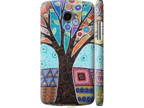 Чехол на LG K5 X220 Арт-дерево (4008c-457-22700)