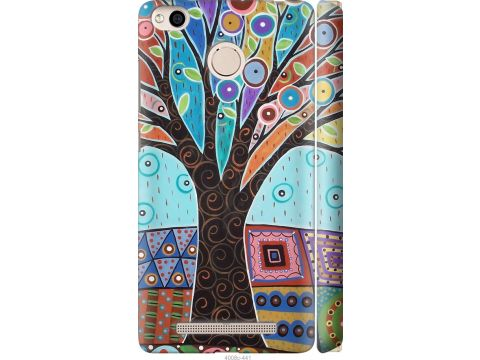 Чехол на Xiaomi Redmi 3x Арт-дерево (4008m-441-22700)