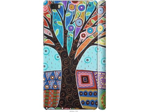 Чехол на Huawei Ascend P8 Lite Арт-дерево (4008m-126-22700)