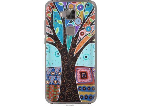 Чехол на Huawei G7 Plus Арт-дерево (4008u-952-22700)