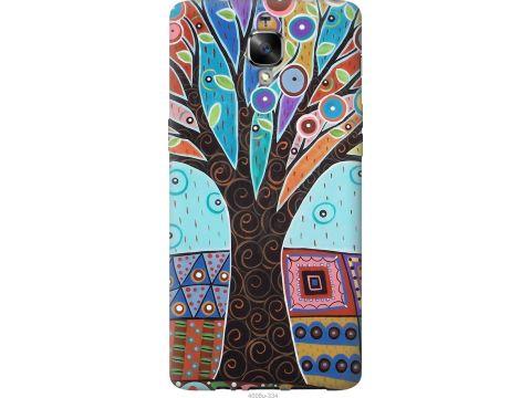 Чехол на OnePlus 3 Арт-дерево (4008u-334-22700)