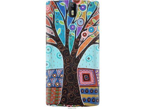 Чехол на OnePlus 1 Арт-дерево (4008u-379-22700)