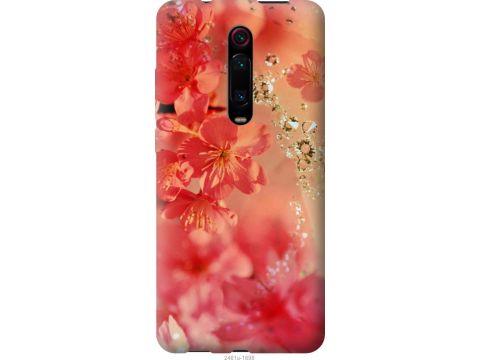 Чехол на Xiaomi Redmi K20 Розовые цветы (2461t-1817-22700)