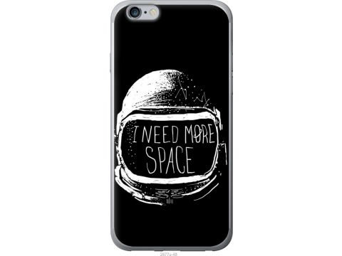 Чехол на iPhone 6 Plus I need more space (2877u-48-22700)