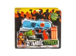 "Бластер ""Zombie Strike"" (синий) 651"
