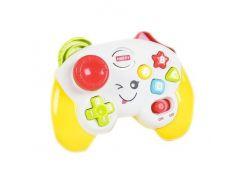 """Музыкальная игрушка """"Геймпад"""" (желтый) QF366-035"""