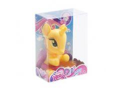 """Малышка пони """"My Lovely Horse"""" (жёлтая) 1994-3"""
