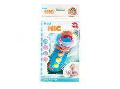 """Музыкальная игрушка """"Микрофон"""" (синий) 9305"""