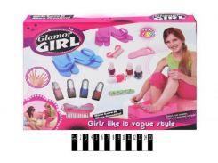 """Набор для педикюра """"Glamor Girl"""" 809"""