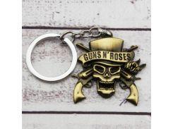 Брелок МТЛ Guns N' Roses №18